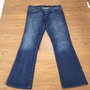 Express Bootcut Jeans Size 8 Regular